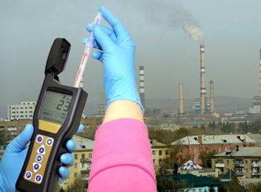 В Ужгороде повышенный уровень загрязнения формальдегидом и диоксидом азота