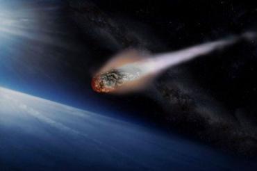 Астероид может уничтожить целый континент