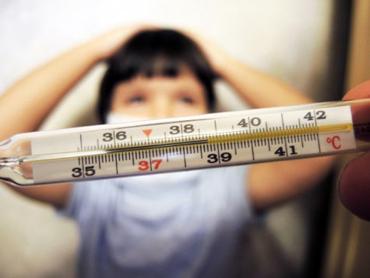 Среди заболевших 61,0% составляют дети в возрасте до 17 лет