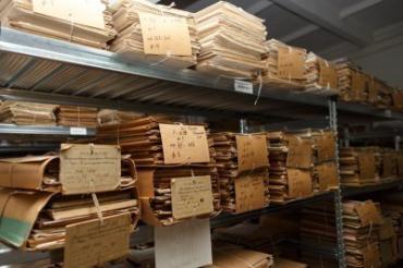 Госархив ежегодно выполняет более восьми тысяч письменных запросов
