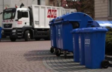 Тарифы на услуги по вывозу мусора вступают в силу с 1 мая 2016 года