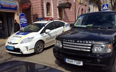 Журналисту выписали штраф в 170 гривен