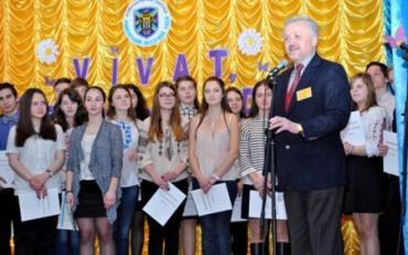На Ровенщине состоялась ХXXV Всеукраинская ученическая олимпиада по английскому