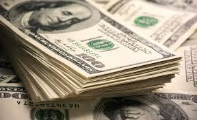 Американская валюта стала дешевле на 11 копеек