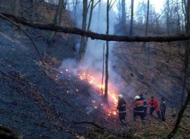 Спасатели призывают граждан соблюдать простые правила пожарной безопасности