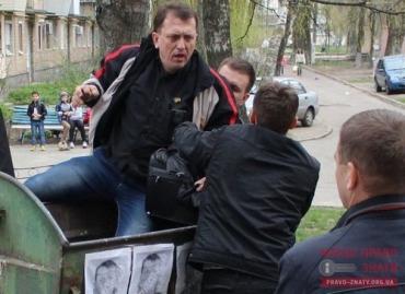 """Избранный от ВО """"Свобода"""" городской депутат Василий Кочубей"""