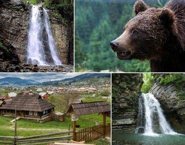 Малоизвстные метса для туристов в Карпатах