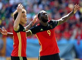 Бельгия на классе обыграла Ирландию. Евро-2016