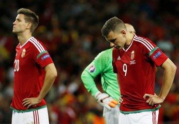 Евро-2016: Бельгия – Венгрия 4:0