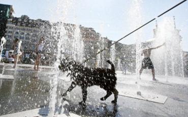 Приємну літню прохолоду знову знищить спека