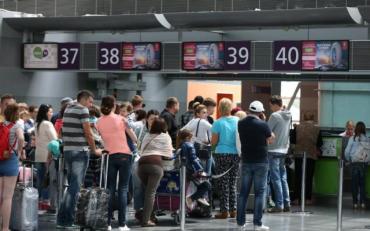 Дві доби в аеропорту: як склалася доля українців