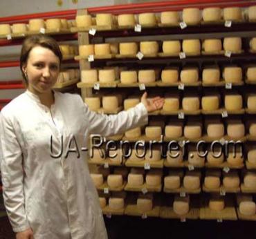 """За неделю """"Селишская сыроварня"""" изготавливает полтонны сыра"""