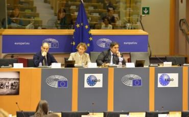 Комитет ЕП одобрил доклад по безвизовому режиму для Украины