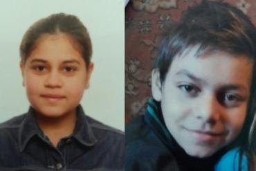 13-летних Форкош Тиберия и Роман Жанну нашли на Львовщине