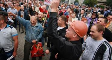Упрекать сейчас Донбасс – это как пилить опилки...