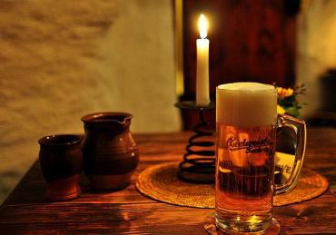 В старинном монастыре установили современное оборудование для изготовления пива
