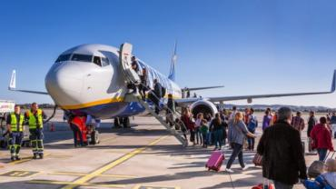 В Україні стали доступніші авіарейси