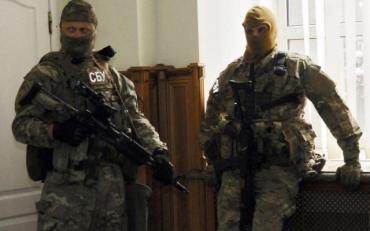 СБУ навідалися з обшуками до будівлі міської ради Запоріжжя