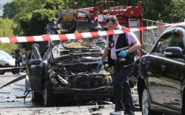 Нічні вандали полюють на авто українців