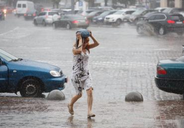 Завтра всю територію України накриють дощі
