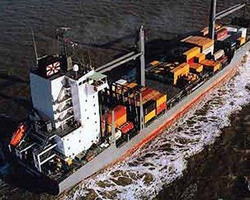 На борту Hansa Stavanger находятся трое россиян и двое граждан Украины