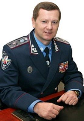 Павло Кононенко, начальник ГУМВС Закарпатської області