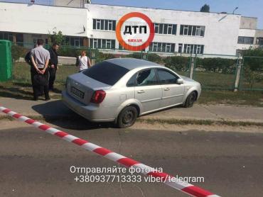 Стрілянина в Києві за участю нардепа Мельничука