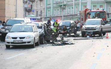 Поліція розкрила деталі вибуху в столиці