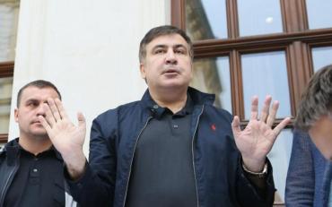 Саакашвілі розповів про масові затримання активістів