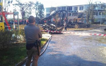 Серцевий напад у директора та беззахисні діти: подробиці пожежі в Одесі
