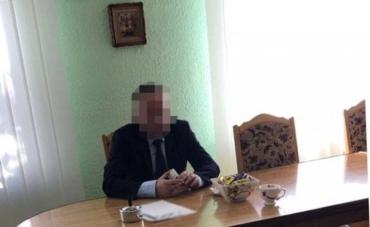 Правоохранители задержали на взятке главного лесовода Черновицкой области