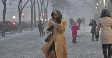 Какая погода ожидает украинцев на Новый Год