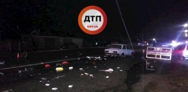 Стало известно о погибших женщинах в жутком ДТП под Киевом