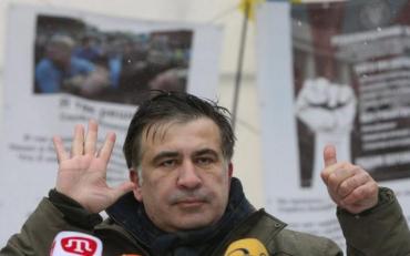 Саакашвили рассказал, в каком статусе сейчас находится в Украине