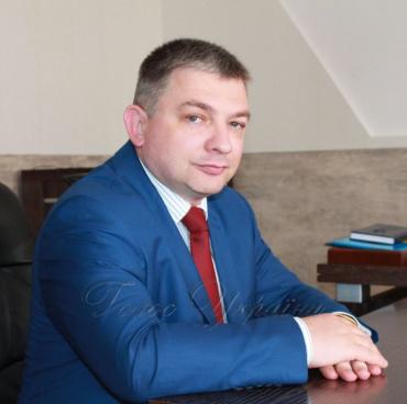 Прокурор Закарпатської області Володимир Гаврилюк