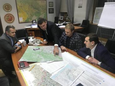 Група нардепів від Закарпаття провела переговори зі Славоміром Новаком