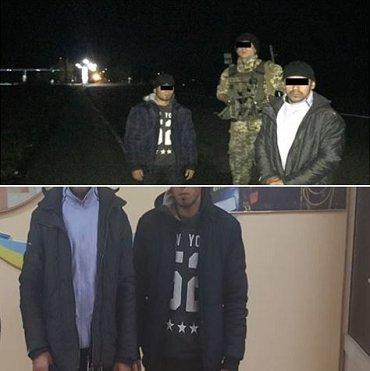 На границе Закарпатье задержаны два нелегала из Таджикистана