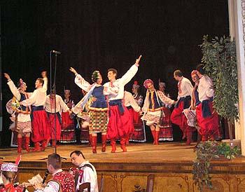 Закарпатський народний хор відвідав Хорватію