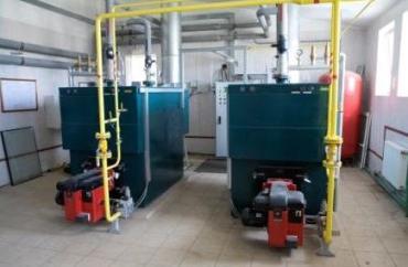 Триває завершення робіт із підключення нових систем автономного опалення