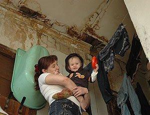 Количество малоимущих россиян за год выросло на 1,5 млн человек