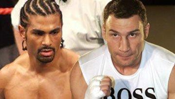 Бой Виталия Кличко и Дэвида Хэя пройдет 12 сентября в Германии