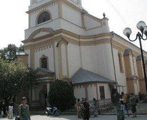 В небольшом Берегове 4 церкви разных конфессий