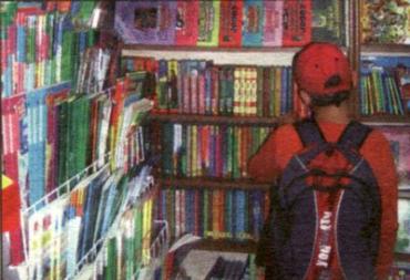 Магазин детской книги отпраздновал свой 5-летий юбилей