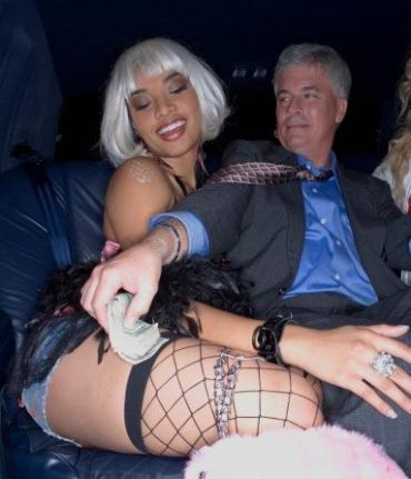 Украинские проститутки заполонили Европу