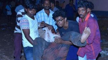 Многие из пострадавших в критическом состоянии