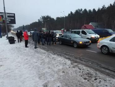 В Украину ввозят ржавый автомобильный хлам