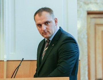 Богдан Хранюк отстранен от своей должности