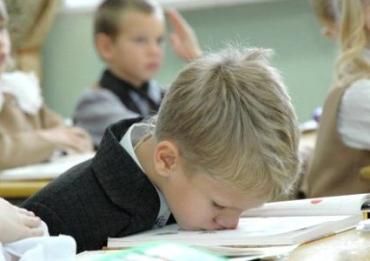 В украинские школы пошли на 13 тысяч детей больше, чем в прошлом году