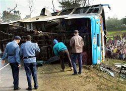 В Бангладеш автобус попал в аварию: 13 погибших