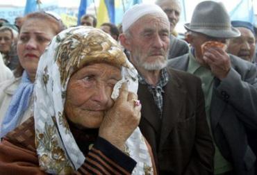 Сегодня 72-я годовщина депортации крымских татар